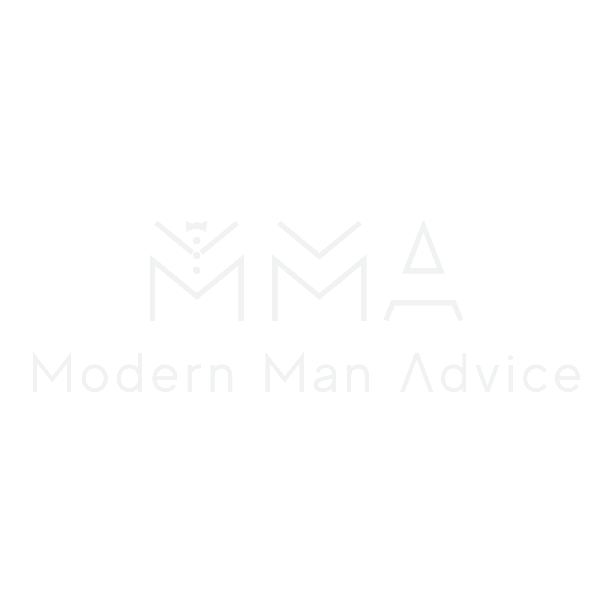Modern Man Advice